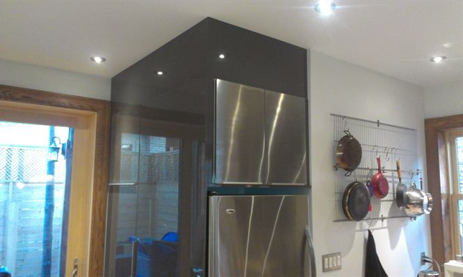 niche micro onde. Black Bedroom Furniture Sets. Home Design Ideas