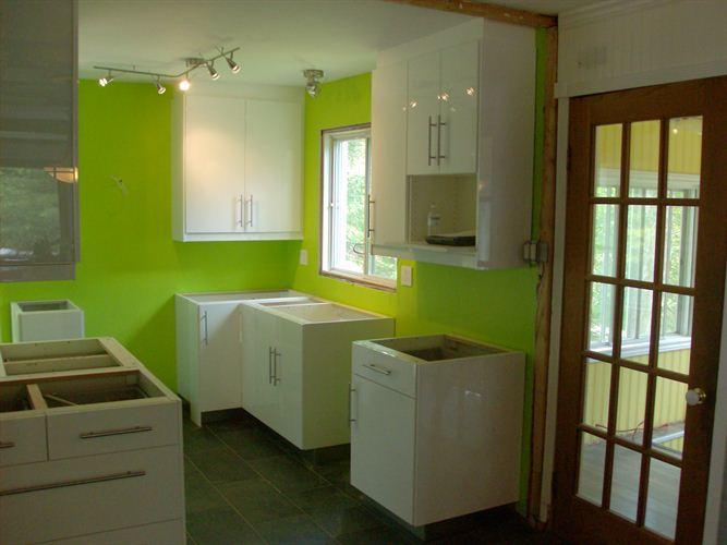 niche pour micro onde excellent meuble cuisine four et. Black Bedroom Furniture Sets. Home Design Ideas