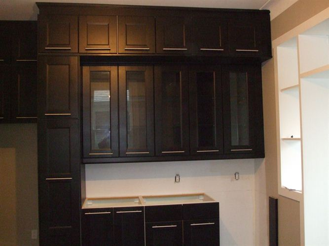 Fixe tou photos - Peinture brun noir pour meuble ...